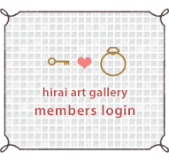 hirai art gallery members login