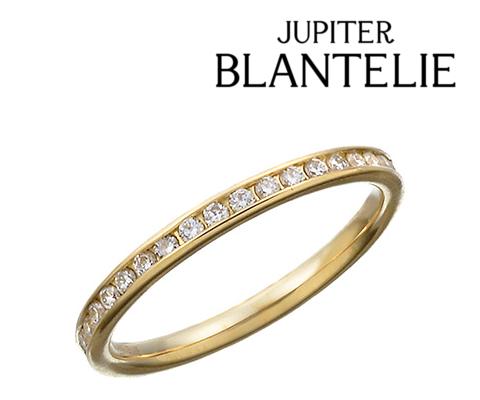 ANGELIQUE RING エタニティリング 【ジュピター-JUPITER BLANTELIE】