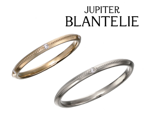 CHAQUE JOUR RING マリッジリング 【ジュピター-JUPITER BLANTELIE】