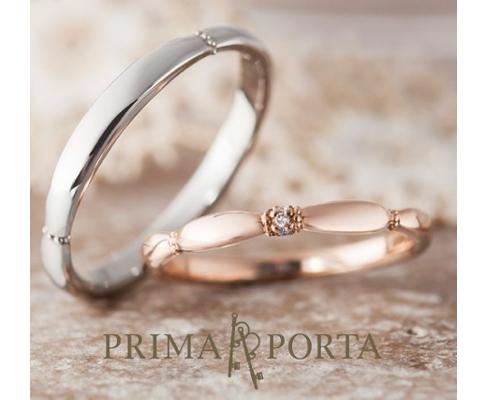 チュチュ 結婚指輪 【プリマポルタ】