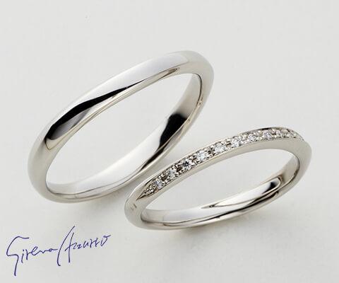 Sirena Azzurro コンスタンテ 結婚指輪