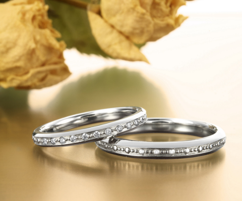 ラ・マドレーヌ 結婚指輪 【ラパージュ】