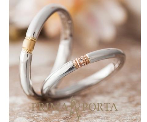 スカラ 結婚指輪 【プリマポルタ】