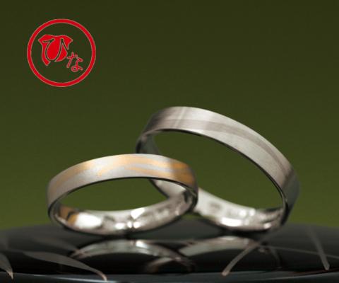 これあらた 結婚指輪 【ひな】