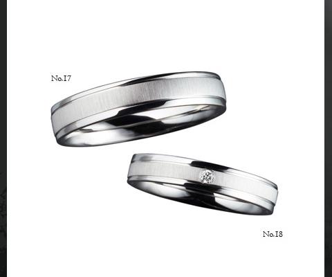 E10842/40 E20842/35  結婚指輪 【ユーロウエディングバンド】
