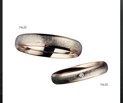 E31100/40 E41100/35  結婚指輪 【ユーロウエディングバンド】