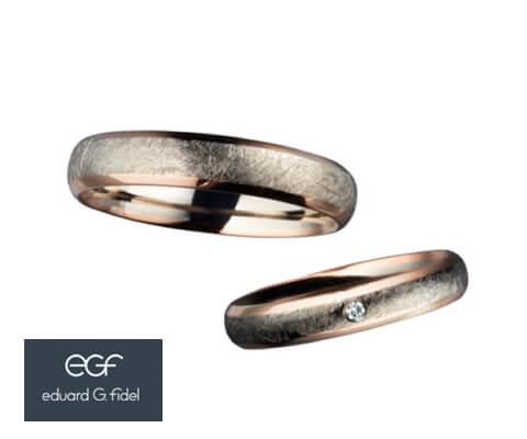 eduard G. fidel E31100/40 E41100/35  結婚指輪
