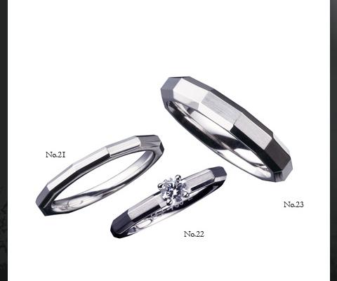 E10487/20 E10487/40  結婚指輪 【ユーロウエディングバンド】