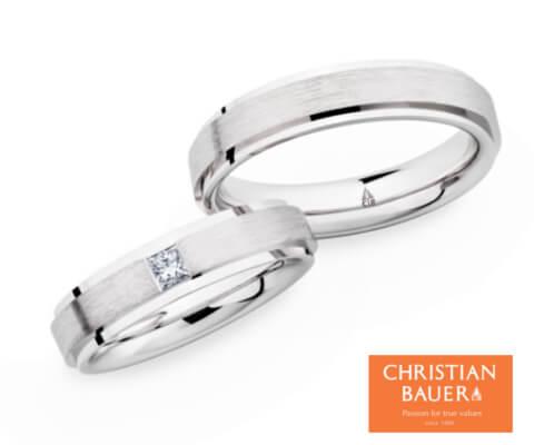CHRISTIAN BAUER 273493/241180 結婚指輪