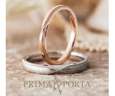 ピッチカ 結婚指輪 【プリマポルタ】
