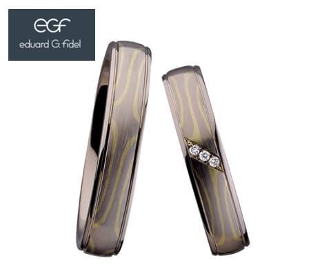 eduard G. fidel E31089/40&E41089/40 結婚指輪