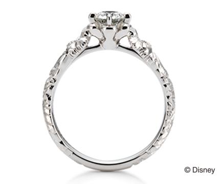 リロ&スティッチ 婚約指輪 【ケイウノ】