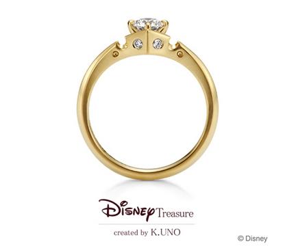 眠れる森の美女 婚約指輪 【ケイウノ】