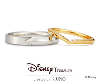 眠れる森の美女 結婚指輪 【ケイウノ】