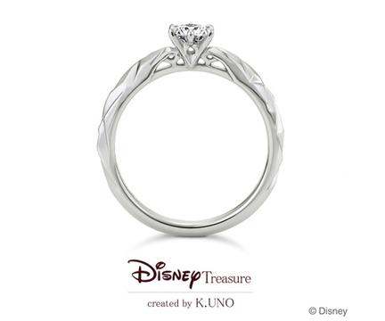 アナと雪の女王 婚約指輪【ケイウノ】