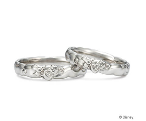 アラジン 結婚指輪【ケイウノ】