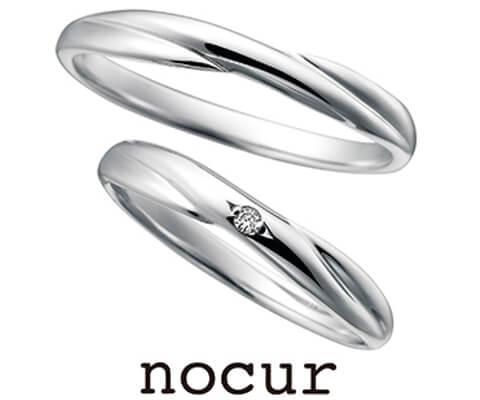 ノクル CN-054/053 結婚指輪