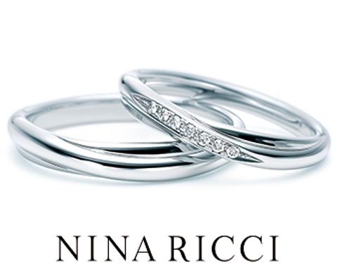 6R1Q01/Q02 結婚指輪 【ニナリッチ】
