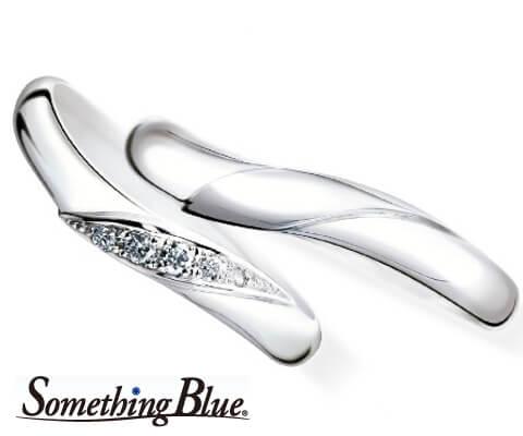 Something Blue 結婚指輪 SB859/SB860