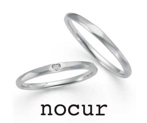 ノクル CN-638/639 結婚指輪