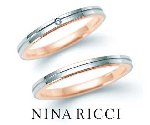 6R1F05/F06 結婚指輪 【ニナリッチ】