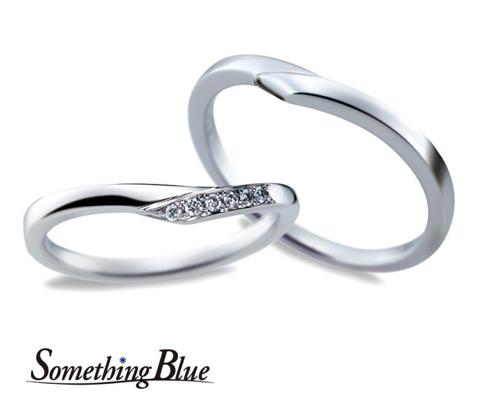 Something Blue  結婚指輪 SB882/883