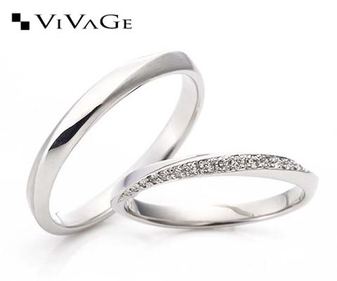 カルム 結婚指輪 【ビバージュ】