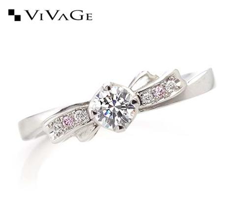 リアン   婚約指輪 【ヴィヴァージュ】