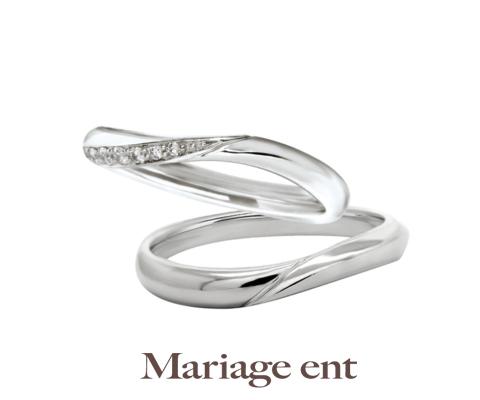 ビーナス 結婚指輪 【マリアージュ】