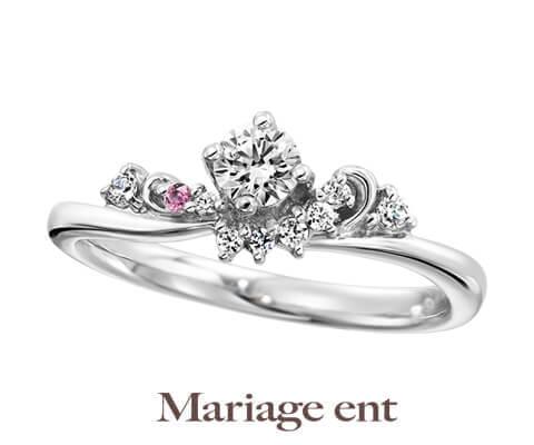 Mariage ent ビーナス 婚約指輪
