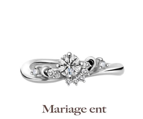 ビーナス 婚約指輪 【マリアージュ】