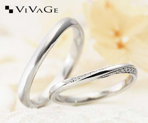 プル―ヴ 結婚指輪 【ビバージュ】