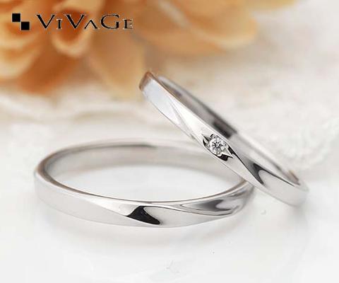 リアン 結婚指輪 【ヴィヴァージュ】