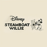 ディズニースチームボートウィリー(Disney STEAMBOAT WILLIE)