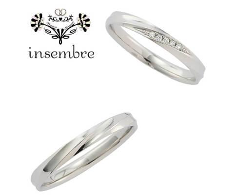 insembre INS01 結婚指輪