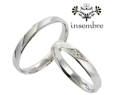 insembre INS03 結婚指輪