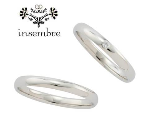 insembre INS04 結婚指輪