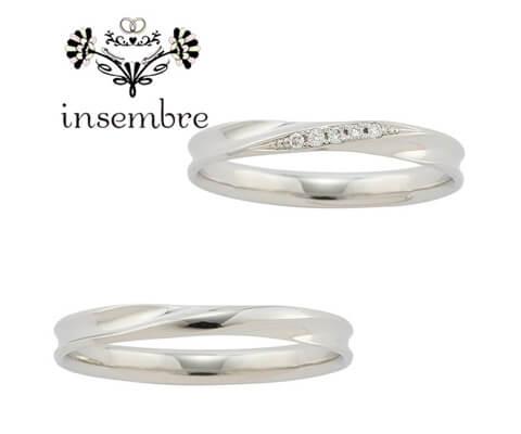 insembre INS05 結婚指輪
