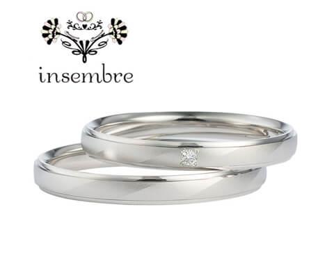 insembre INS06 結婚指輪