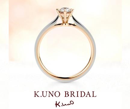 月日 婚約指輪【ケイウノ】