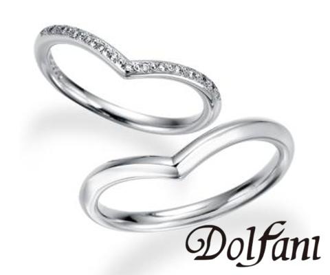 ノイ  結婚指輪 【ドルファーニ】