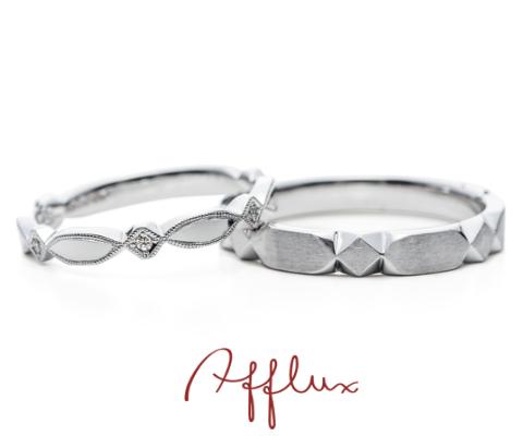 テゾーロ 結婚指輪 【アフラックス】
