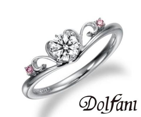 カンティーユ  結婚指輪 【ドルファーニ】