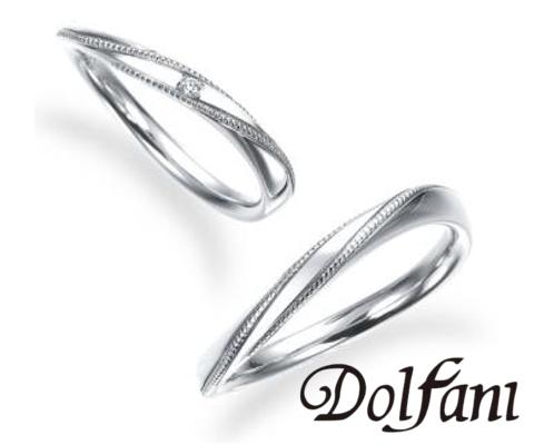 ミルチェ  結婚指輪 【ドルファーニ】