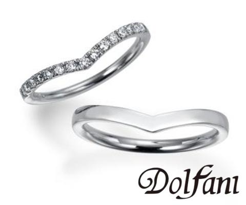 ベルガ  結婚指輪 【ドルファーニ】
