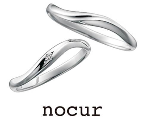 ノクル CN-055/056 結婚指輪