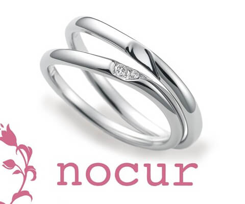 ノクル CN-059/060 結婚指輪