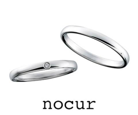 ノクル CN-083/084 結婚指輪