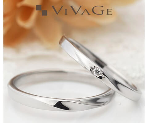 VIVAGE リアン 結婚指輪