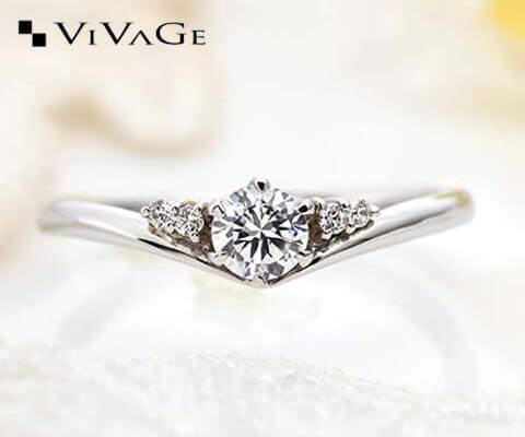 VIVAGE レヴリー 婚約指輪